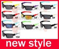 neue stil gläser für frauen großhandel-neues Artmännersport Sonnenbrille-Schauspiele Fahrrad-Glas, das die Sportradfahrensonnenbrillefrauen-Art und Weisegläser A ++ antreibt freies Verschiffen