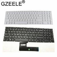 teclado vaio venda por atacado-Teclado portátil GZEELE NOVO russa RU para Sony VAIO SVF152C29V SVF153A1QT SVF152 SVF15A100C SVF152100C SVF153 SVF1521Q1RW