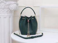 Wholesale unique designer handbags for sale - Group buy Occident style autumn fashion star same style lady bucket bag designer handbag unique design style factory direct sale