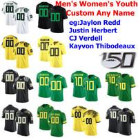 Wholesale ducks football jersey for sale - Group buy NCAA Oregon Ducks Jerseys Royce Freeman Jersey Kenjon Barner LeGarrette Blount Kiko Alonso Green College Football Jerseys Custom Stitched