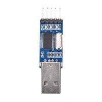 ingrosso modulo rs232 usb-Adattatore convertitore convertitore da USB a RS232 TTL PL2303HX per arduino