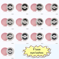 Wholesale perfect long hair resale online - 3D Silk protein False EyeLashes Handmade False lashes Natural Long Fake Lashes Curl Soft Fibroin Perfect packaging