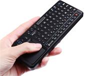 çok işlevli lazer toptan satış-Nötr 2.4G Şarj Edilebilir Kablosuz Mini Klavye Lazer Kalem Çok fonksiyonlu Öğretim Konferansı Klavye Arka Fare ve Fare