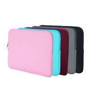 pochette en néoprène pour ordinateur portable achat en gros de-Powstro 11/12/13 pouce Laptop Sleeve Laptop Case Sac à dos ultra-mince sacs pour femmes léger Tablet Notebook Case