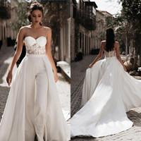 vestido floral madre al por mayor-Vestidos elegantes de la boda con la chaqueta de las lentejuelas rebordear boda vestidos de novia la altura del tobillo más el tamaño de vestido Madres