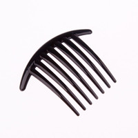 гребни для волос оптовых-New Arrival Hair combs Claw Clips Banana Barrettes Hairpins Hair Accessories For Women Clips Clamp DIY Styling Tool