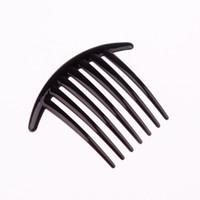 accesorios para el cabello pinzas al por mayor-Recién llegado de peines de pelo Garra Clips Banana Barrettes Horquillas Accesorios para el cabello para mujeres Clips Clamp DIY Styling Tool