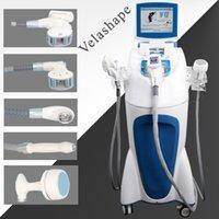 lazer kavitasyon liposuction toptan satış-Çok fonksiyonlu profesyonel velashape zayıflama makinesi lazer vücut zayıflama makinesi liposuction kavitasyon RF lazer zayıflama CE
