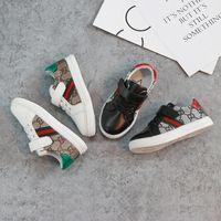 sapatos boutique do bebê venda por atacado-Sapatos de bebê 2019 Venda Quente Crianças Boutique Sneakers Esporte Tênis De Corrida de Alta Qualidade Marca Slip Resistente Crianças Sneakers Crianças Sapatos Esportivos
