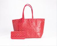 mütterlicherseits großhandel-2019 Goyard SHOW Doppelseitige Muttertasche, Schultertasche, Einkaufstasche, Damentasche, Einkaufstasche und Damentasche A1117
