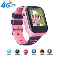Wholesale watch phone gps sos online – A36E Kids Smart Watch G Wifi GPS Tracker Watch Phone Digital Wrist SOS Alarm Clock Camera Phone Watch for Children