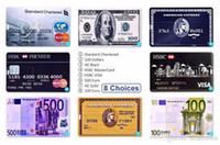 Design Real Capacity Credit Card Flash Drive - USB Flash Drive 2.0 2g 4g 16GB~64GB - External Storage -