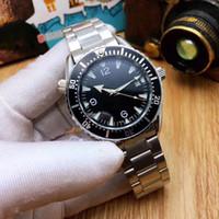 ingrosso lavoro di legame-007 James Bond Planet Ocean Mens Guarda Automatic Machinery Sport Orologio subacqueo GMT Tutti i piccoli quadrante funzionano in acciaio inossidabile Top Quality