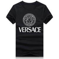 ingrosso ball room balls-2018 Nuovo marchio girocollo T-shirt Street manica corta camicia a pois uomini teel hip Designer mens magliette