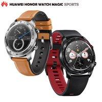 ingrosso colore della batteria magica-Huawei Honor Guarda magia esterna intelligente Guarda Elegante Slim Long Life Battery GPS scientifico Coach Amoled Colore 1.2 Men