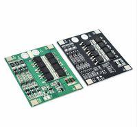 ingrosso bordo bms-Freeshipping 10PCS 3S 25A Li-Ion 18650 BMS PCM Scheda di protezione della batteria BMS PCM con bilanciamento per Li-ion Lipo Battery Pack Pack più recente