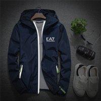 erkek ceketleri toptan satış-Yeni moda erkek nefes ceket rahat rahat ceket ince yansıtıcı ceket A3007