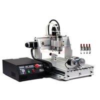 router gravierbohrer großhandel-4030Z-800W CNC-Fräser Engraver / Gravieren Bohr- und Fräsmaschine für PCB / Werbeschilder / Handwerk / etc Gravur