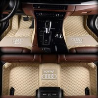 Wholesale audi sq5 online - Applicable to Audi SQ5 car mat special environmental protection non toxic mat