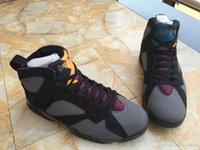 Wholesale raptor box resale online - Top Quality Men s Basketball Shoes s black grey Raptor Sneaker sport shoes with box hot sale
