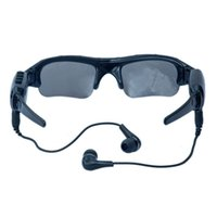 Wholesale sunglasses record resale online - Smart Glasses with Video Camera P HD Video Recording Camera Glasses Bluetooth Protective Sunglasses for Travelers