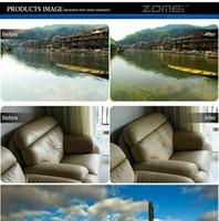 Wholesale polarize filter resale online - Jumeirah slim CPL circular polarizer polarizing filter digital SLR cameras mm mm US sell erer