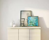 ingrosso riproduzioni d'arte-The Van Gogh Classic Arts Riproduzione Dipinti con diamanti fai da te Modern Artwork L'immagine per la decorazione del soggiorno (Dimensioni: 20x20cm)