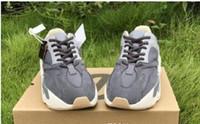 Wholesale magnet ship for sale - Group buy 2019 drop ship Wave Runner Magnet Mens Women Designer Sneakers New Vanta Utility Black Kanye West Sport Shoes