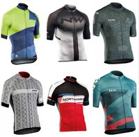 Wholesale race clothing resale online - NW Cycling Jersey Tops Summer Racing Cycling Clothing Ropa Ciclismo Short Sleeve MX mtb Bike Jersey Shirt Maillot Ciclismo