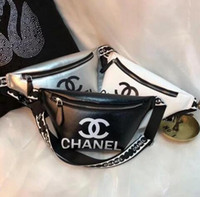 ingrosso nome delle borse-3A + 2019 NEW TOP designer nome in pelle borse a tracolla donna uomo lettera borse a tracolla Cintura borsa a tracolla Borse donna Borse vita moda