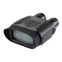 visiones ópticas al por mayor-Alcance de visión nocturna táctico NV400B Alcance de 400 m Caza nocturna Optica infrarroja de 850 NM Infrarrojo con video de alta definición e imágenes NV Alcance de rifle