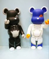 Wholesale toy semi resale online - New Style11 Zoll Become Bearbrick Violated PVC Action Figure Collecting Model Toys Gifts