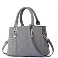 grand sac à bandoulière en cuir hobo achat en gros de-Sacs à main de designer femmes sacs à main hobo sacs à bandoulière fourre-tout sacs à main en cuir PU mode grande capacité sacs designer sac à bandoulière