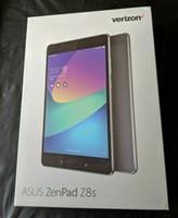 ingrosso android tablet grigio-Tablet Android Verizon ASUS ZenPad Z8s P00J 16GB grigio ardesia 4G LTE - Eccellente