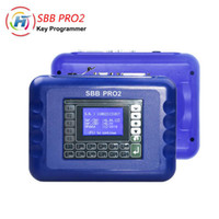 Wholesale hyundai car key programmer for sale - Group buy Newest Auto Immobilizer V48 SBB Pro2 OBD Car Key Programmer Support Cars to Multi Langauge SBB Key Maker Tool