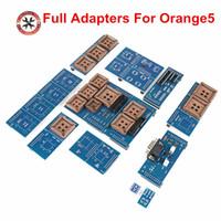 Wholesale orange adapter for sale - Group buy Full Adapters Works For Orange Programming Device Full Set Works Orange5 Professional Programming Device