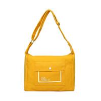 ingrosso borse della signora giapponese-Nuova borsa di tela Borsa a tracolla delle signore Borsa di piccole borse della borsa messenger casual fresco di arte giapponese