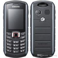 Wholesale 2mp phones resale online - B2710 Original Unlocked Samsung B2710 Cellphone MP GPS Inches G Waterproof Refurbished hot sale mobile phone