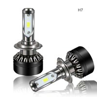 bulbo poderoso venda por atacado-2PCS EV6 60W 10000LM carro H7 Luz LED Faróis Bulb Conversion Kit 6000K Powerful alta qualidade e l0422 Prático Durável