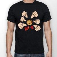ingrosso un pezzo pistole-Moda Rufy Gatling Gun T-shirt One Piece