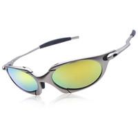очки защитные очки солнцезащитные очки велосипедный велосипед оптовых-Мужчины профессиональный открытый спорт сплав рамка поляризованных Велоспорт очки UV400 езда очки велосипед солнцезащитные очки велосипед очки Oculos gafas