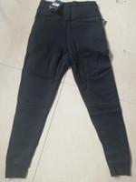 harém de veludo venda por atacado-Atacado- 15FW Coelho Jogger Calças 100% algodão Homens de alta qualidade calças confortáveis além de veludo Pant Casual