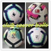 футбольный матч оптовых-2018 Premier la liga Bundesliga футбольные мячи Merlin ACC football Обучение сопротивлению скольжению частиц Футбольный мяч размер 5