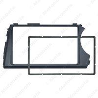 ingrosso fascia di autoradio-Auto Refitting 2DIN Radio Stereo CD / DVD per SSangyong Actyon Kyron (RHD) Kit di montaggio pannello cruscotto fascia telaio # 5240