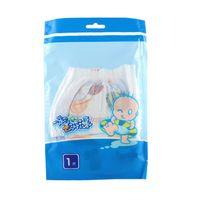 baúles para niñas al por mayor-2019 Nuevo Niño Recién Nacido Bebé Infantil Niño Niñas Animal Print Ajustable Pañal de Natación Impermeable Swim Trunks Lindo Pañal