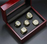 ringe cowboys großhandel-Angepasst 1971 1977 1992 1993 1995 Dallas Cowboy Football Meisterschaft Ring Mann und Fans Sammlung