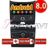 Wholesale multimedia player for car for sale - Group buy Topnavi quot Android Car Multimedia DVD Audio for Besturn B50 Autoradio Stereo GPS Navigation Din CD Player GB Octa Core