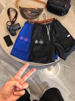 spor pantolonu tasarımı toptan satış-19ss Lüks Marka Tasarım ACG Şort Pantolon Parça Pantolon Erkek Kadın Rahat spor Jogging Yapan Sweatpants Açık Şort