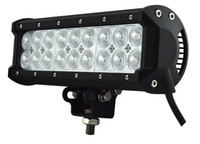 Wholesale hot sale Inch W Dual Row LED Light Bar for the car boat SUV