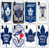 Wholesale soft case lg g2 for sale – best TongTrade Toronto Maple Leafs Logo Case For Apple iPhone Pro X Xs Max p p p Samsung S10 S9 S5 Honor C S LG G2 Mini Soft TPU Case